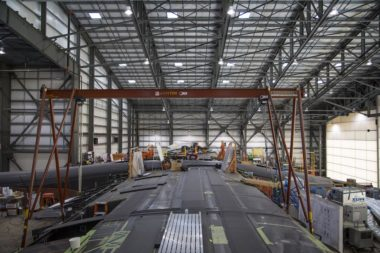 Stratolaunch wing