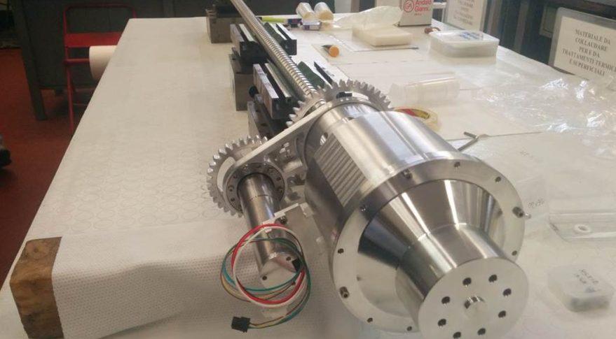 Lunar Prospect drill ESA