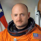 Astronaut Mark Kelly