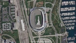 SkySat3_Chicago_Soldier_Field