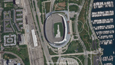SkySat3_Chicago_Soldier_Field