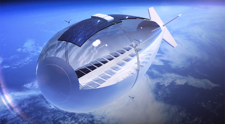 Thales Alenia Space Stratobus Eyes Contract In 2017 Radio