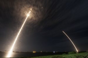 SpaceX timelapse