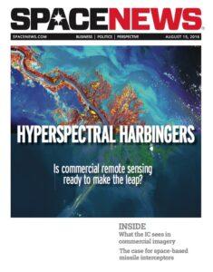Aug. 15 SpaceNews cover