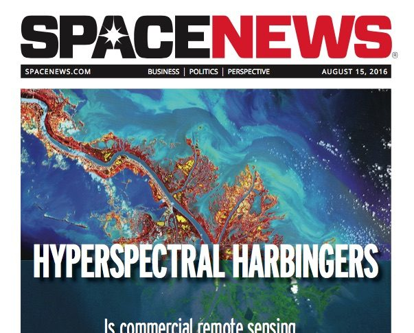 Aug. 15 SpaceNews cover