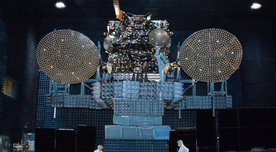 JCSat-16 Space Systems Loral