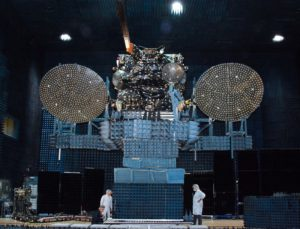 JCSat-16 larger SSL