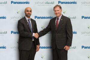 Yahsat Panasonic