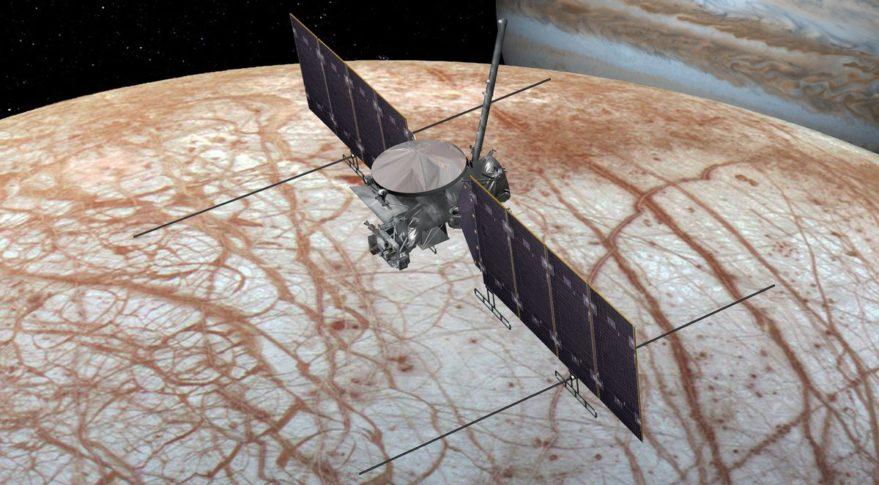 NASA inspector general asks Congress for Europa Clipper ...