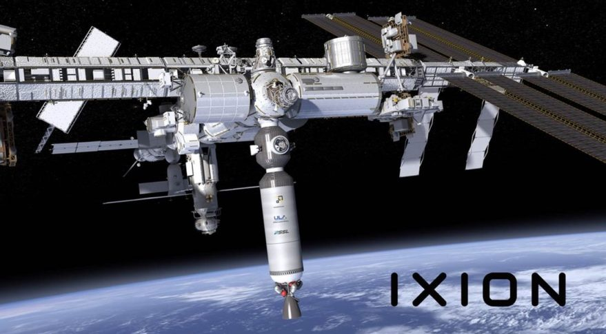 Ixion concept
