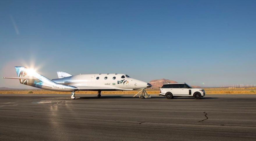 Virgin Galactic receives FAA license for SpaceShipTwo tests ...
