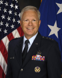 U.S. Air Force Lt. Gen. John F. Thompson will take command of the Space and Missile Systems Center. Credit: USAF