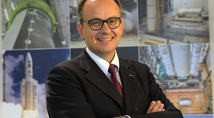 5/10/2015  Giulio Ranzo nuovo amministratore delegato della Avio (Colleferro) Photo : Eric Vandeville
