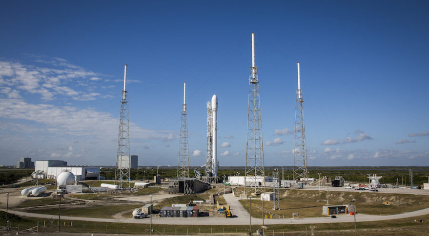 launch at cape canaveral today