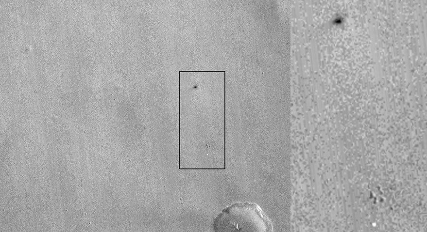 MRO Schiaparelli image