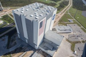 VAB after Hurricane Matthew