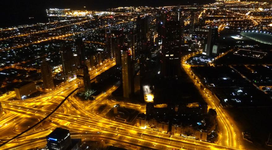 Dubai John Karwoski Cityscape