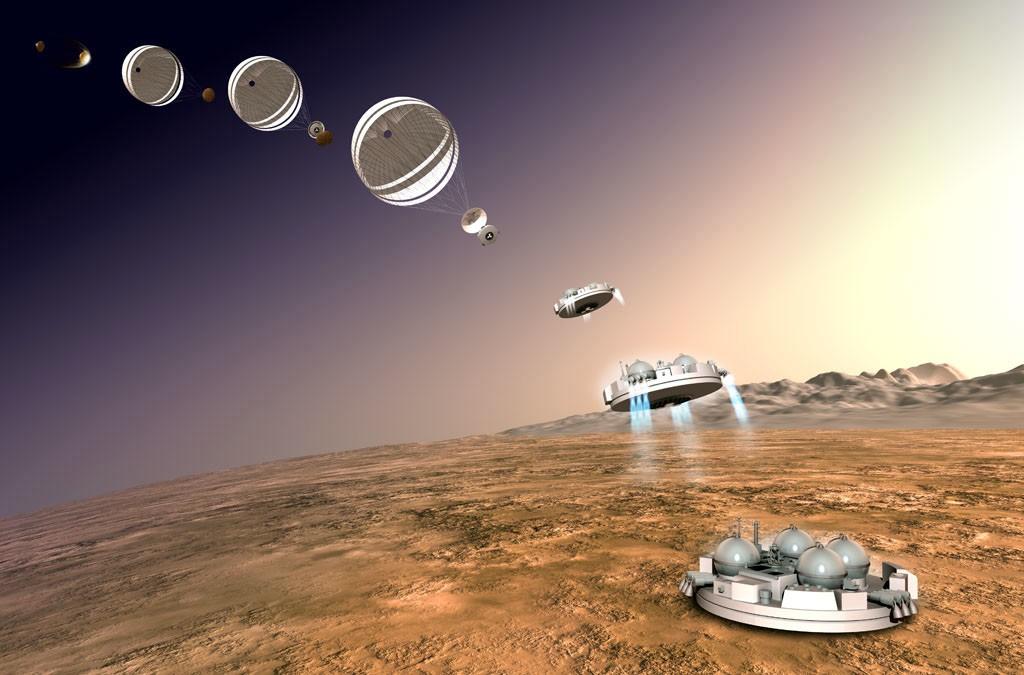 ESA: Mars lander crash caused by 1-second inertial measurement error