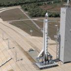Crew Dragon Falcon 9 Pad 39A