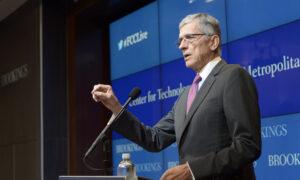 Tom Wheeler, 31st chairman of the FCC