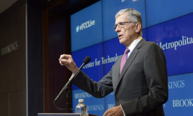 Tom Wheeler, 31st chairman of the FCC