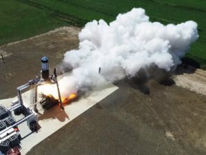 Electron first stage firing
