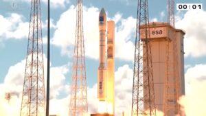 VV08 Vega Arianespace Göktürk-1