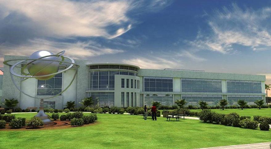 OneWeb Satellites Factory