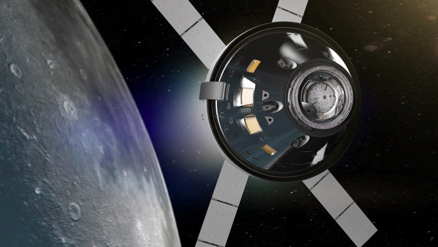 NASA considers shorter first crewed SLS/Orion mission