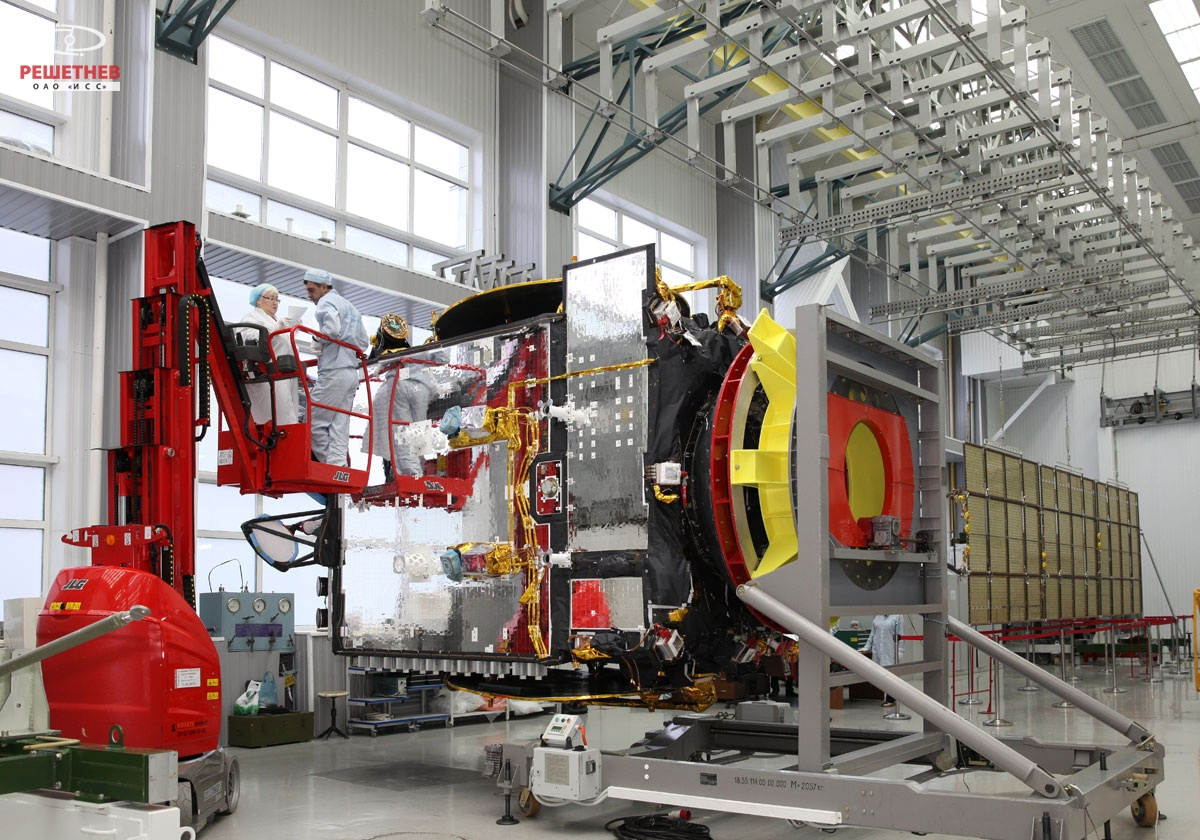 RSCC pays Russian-European manufacturing team to build next two ...