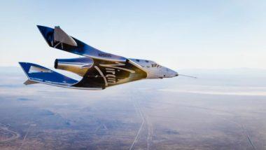 SS2 glide flight