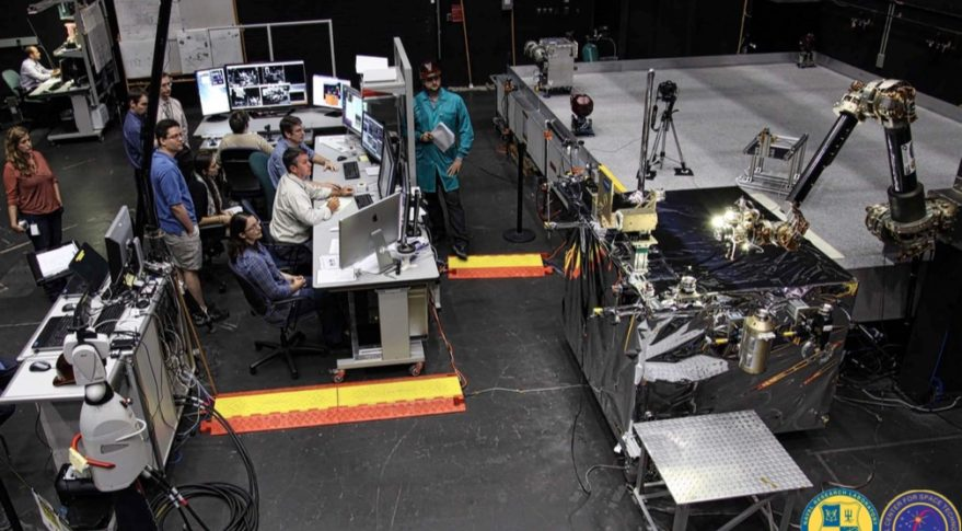 DARPA satellite-servicing project comes under congressional fire ...