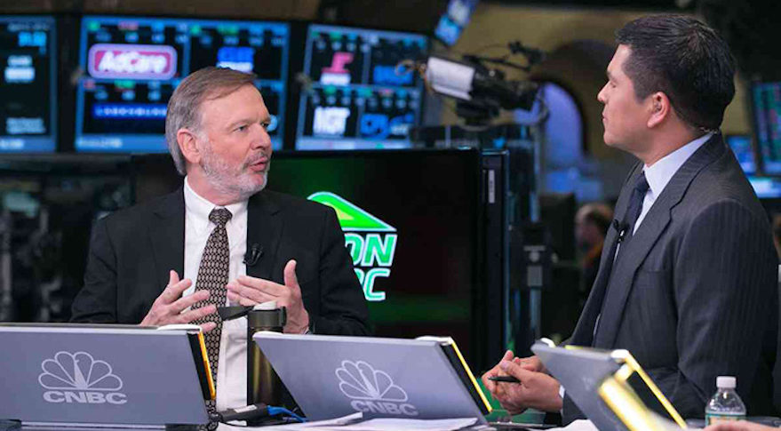 Globalstar chairman and chief executive officer Jay Monroe on CNBC in undated file photo. Credit: Globalstar
