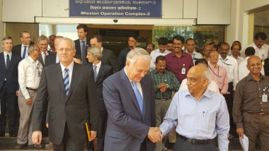 CNES ISRO X Prize TeamIndus