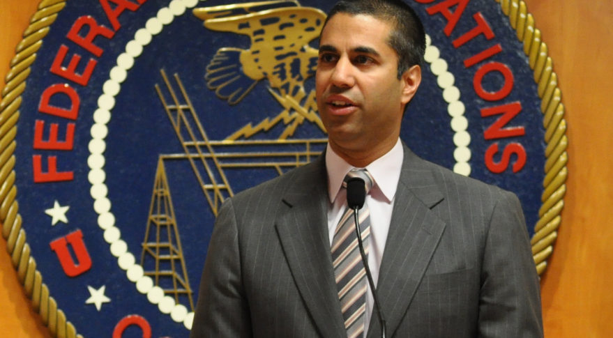 Image result for fcc chairman pai