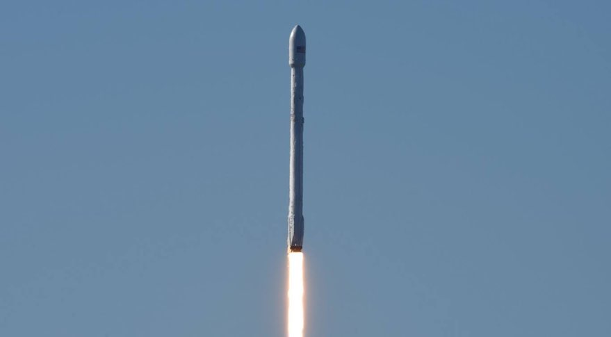 Falcon 9 Iridium-1 launch