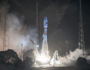 Hispasat-36W-1 launch Soyuz
