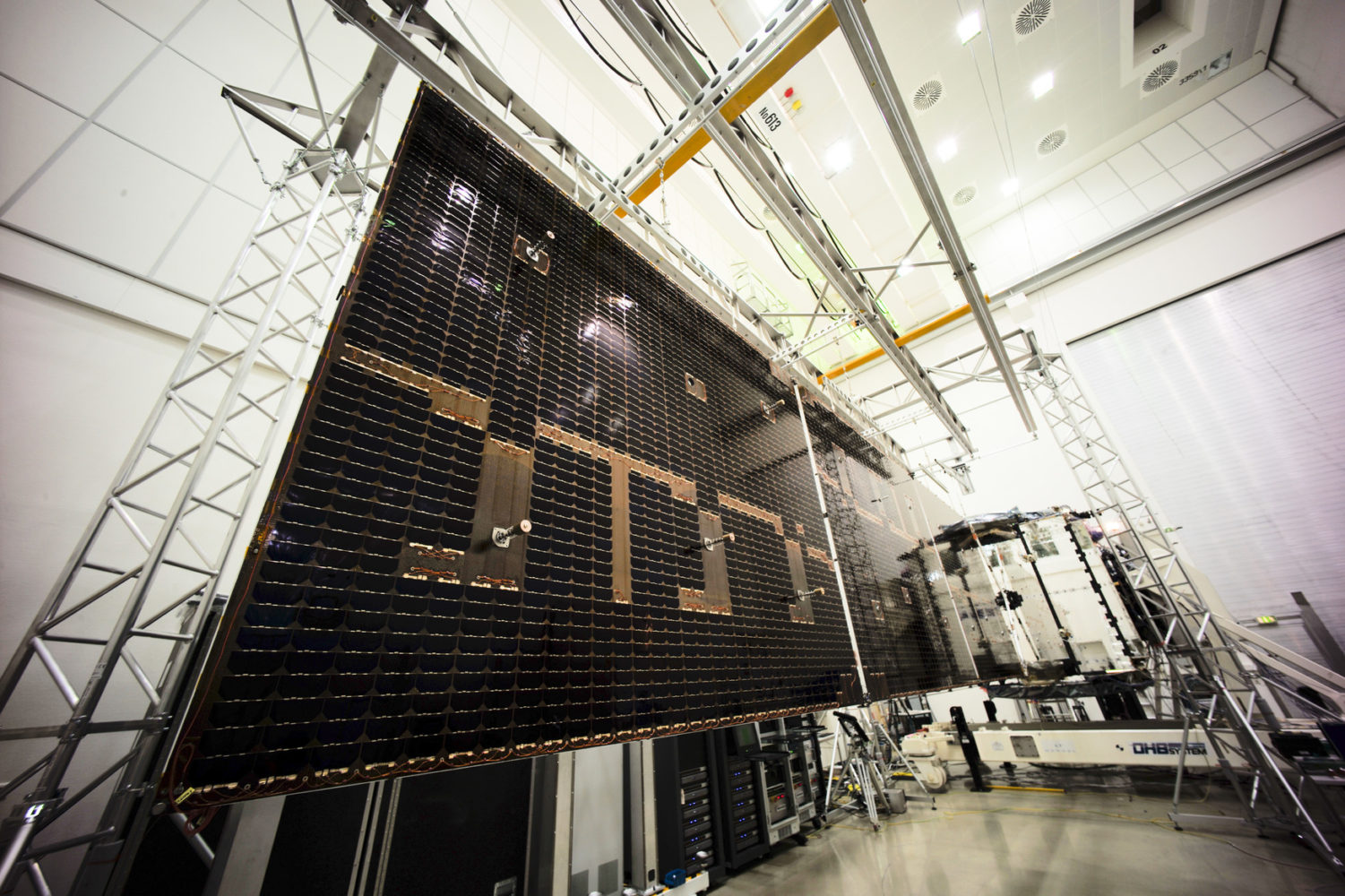 Ssl Signs Azur Space As Second Solar Cell Supplier