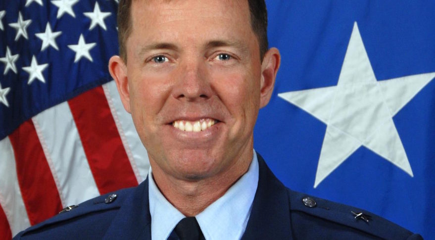 Brig. Gen. Mark Baird, the current vice commander of the Air Force Space and Missile Systems Center at Los Angeles Air Force Base, California, is nominated to take an acquisition job for space at the Pentagon. Credit: U.S. Defense Department