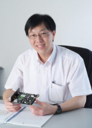 Khai Pang Tan, Addvalue Technologies' chief operating officer and chief technologies officer. Credit: AVI