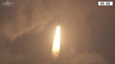 Ariane 5 Arianespace Telkom Intelsat 32e Sky Brasil-1