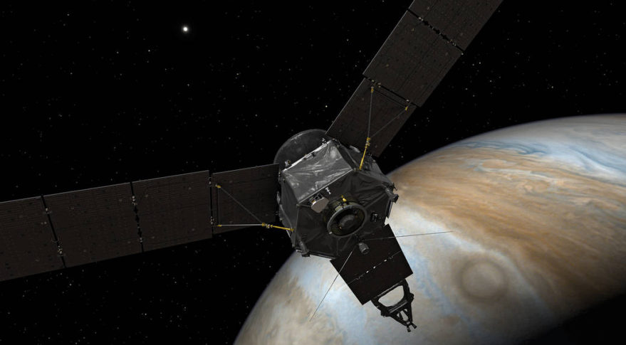 NASA's Juno spacecraft seeking extended mission at Jupiter - SpaceNews