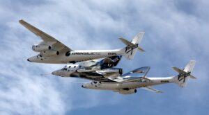 spaceshiptwo glide flight