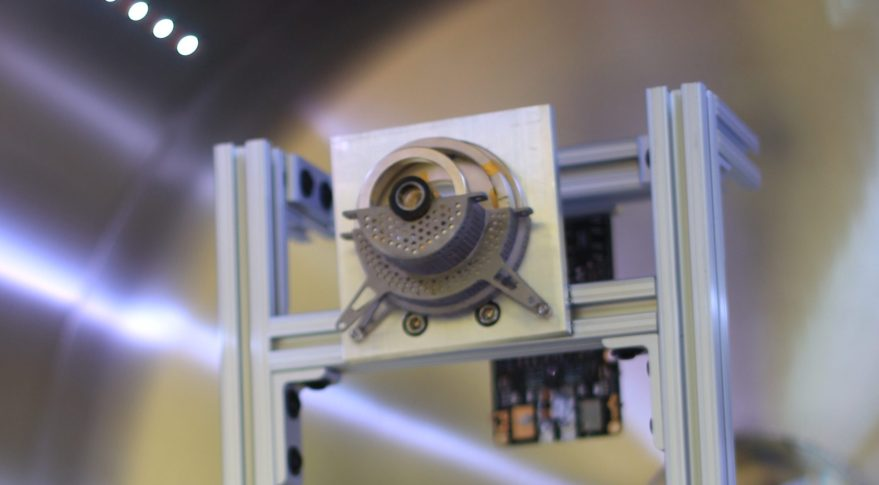 A Phase Four plasma thruster. Credit: Phase Four