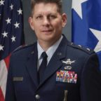 Maj. Gen. David Thompson, vice commander of U.S. Air Force Space Command. Credit: USAF