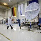 OHB System SAR satellite