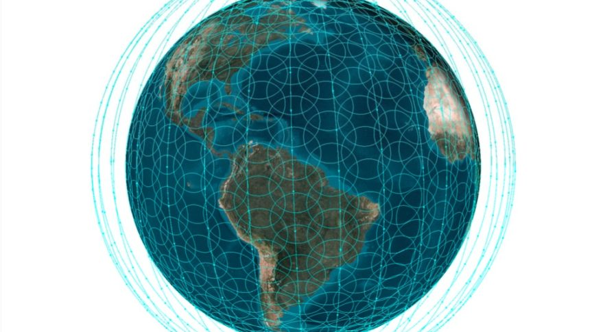 FCC gets five new applications for non-geostationary ...