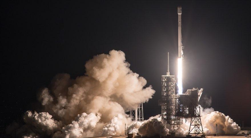 spacex falcon 9 echostar 23