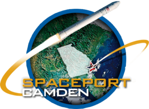 The logo of Spaceport Camden, an effort to bring a private spaceport to Camden County, which is along the Georgia coast. Credit: Spaceport Camden