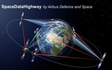 EDRS SpaceDataHighway Airbus ESA ARTES
